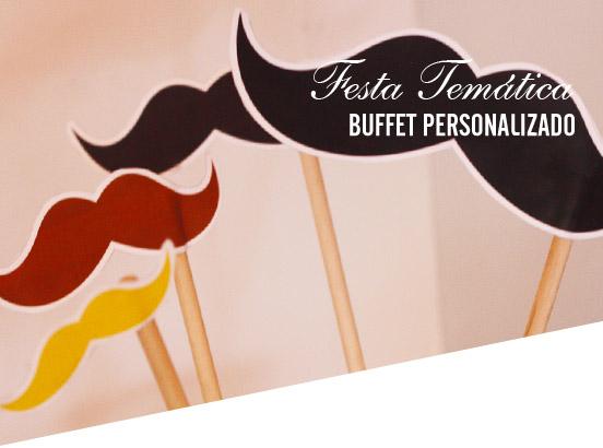 Buffet Dia dos Pais Cláudio e Consolinha Buffet