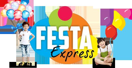 Kit Festa Express - Buffet Cláudio e Consolinha